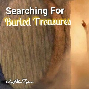 Searching for buried treasures