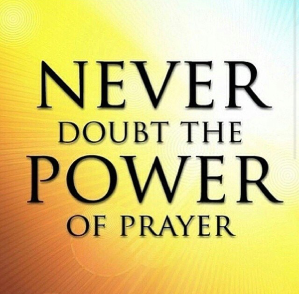 Never Doubt The Power Of Prayer – Jeanie Shepard Ministries